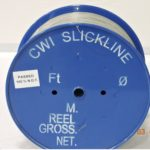Well Intervention Measureing Line Reel