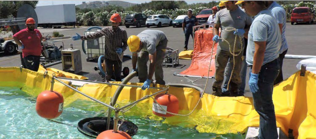 Oil Spill Response Training