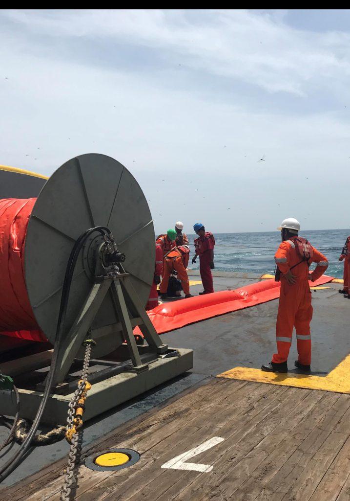 Oil Spill Response Practical Training