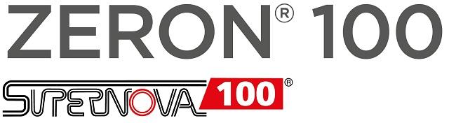 ZERON100 Logo